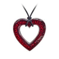 P803 Love Over Death Thong Pendant